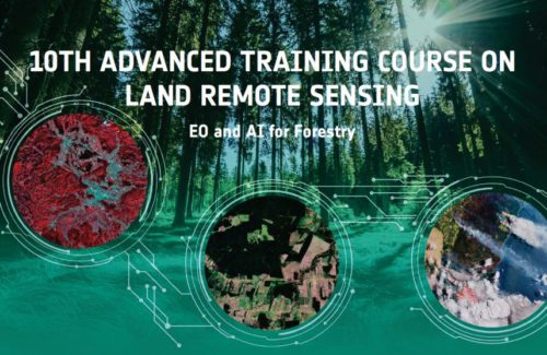 10th advanced training course on land remote sensing.